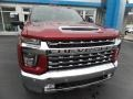 Chevrolet Silverado 2500HD LTZ Crew Cab 4x4 Cajun Red Tintcoat photo #2