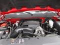 Chevrolet Silverado 1500 LT Extended Cab 4x4 Victory Red photo #16