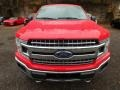 Ford F150 XLT SuperCrew 4x4 Race Red photo #7