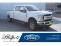 Ford F350 Super Duty XLT Crew Cab 4x4 Oxford White photo #1