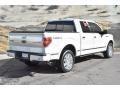 Ford F150 Platinum SuperCrew 4x4 White Platinum Metallic Tri-Coat photo #3