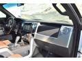 Ford F150 Platinum SuperCrew 4x4 White Platinum Metallic Tri-Coat photo #17