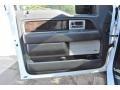 Ford F150 Platinum SuperCrew 4x4 White Platinum Metallic Tri-Coat photo #25