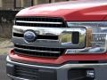 Ford F150 XLT SuperCab 4x4 Race Red photo #17