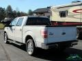 Ford F150 Lariat SuperCrew Oxford White photo #3