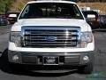 Ford F150 Lariat SuperCrew Oxford White photo #8