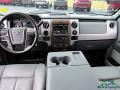 Ford F150 Lariat SuperCrew Oxford White photo #17