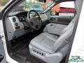 Ford F150 Lariat SuperCrew Oxford White photo #28