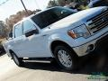 Ford F150 Lariat SuperCrew Oxford White photo #32