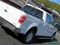 Ford F150 Lariat SuperCrew Oxford White photo #33