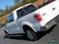 Ford F150 Lariat SuperCrew Oxford White photo #34
