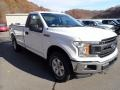 Ford F150 XL Regular Cab 4x4 Oxford White photo #3