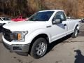 Ford F150 XL Regular Cab 4x4 Oxford White photo #5