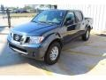 Nissan Frontier SV Crew Cab 4x4 Arctic Blue Metallic photo #4