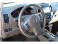 Nissan Frontier SV Crew Cab 4x4 Arctic Blue Metallic photo #12