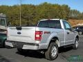 Ford F150 XL Regular Cab 4x4 Ingot Silver photo #5
