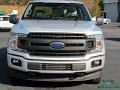 Ford F150 XL Regular Cab 4x4 Ingot Silver photo #8