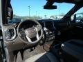 GMC Sierra 2500HD SLT Crew Cab 4WD Quicksilver Metallic photo #16