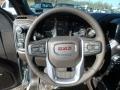 GMC Sierra 2500HD SLT Crew Cab 4WD Quicksilver Metallic photo #18