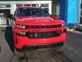 Chevrolet Silverado 1500 Custom Crew Cab 4x4 Red Hot photo #2