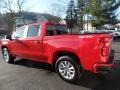 Chevrolet Silverado 1500 Custom Crew Cab 4x4 Red Hot photo #6