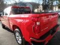Chevrolet Silverado 1500 Custom Crew Cab 4x4 Red Hot photo #7