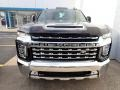 Chevrolet Silverado 2500HD LTZ Crew Cab 4x4 Black photo #13