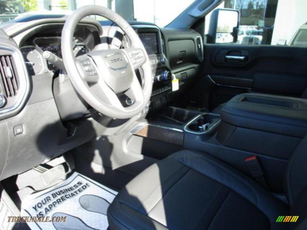 2020 Sierra 2500HD Denali Crew Cab 4WD - Onyx Black / Jet Black photo #3