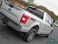 Ford F150 XLT SuperCrew 4x4 Ingot Silver photo #36