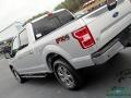 Ford F150 XLT SuperCrew 4x4 Ingot Silver photo #37