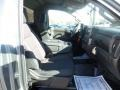 Chevrolet Silverado 1500 WT Regular Cab 4x4 Satin Steel Metallic photo #31