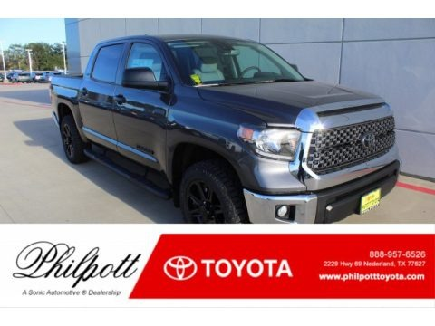 Magnetic Gray Metallic 2020 Toyota Tundra TSS Off Road CrewMax 4x4
