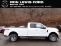 Ford F250 Super Duty XLT SuperCab 4x4 Oxford White photo #1