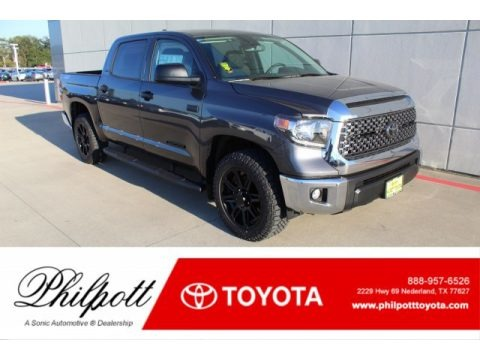 Magnetic Gray Metallic 2020 Toyota Tundra TSS Off Road CrewMax