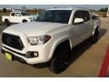 Toyota Tacoma SR5 Double Cab 4x4 Super White photo #4