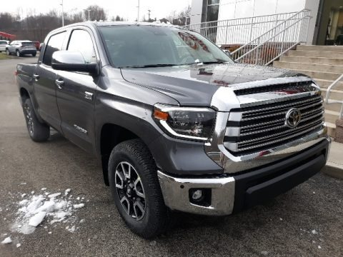 Magnetic Gray Metallic 2020 Toyota Tundra Limited CrewMax 4x4