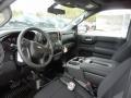 Chevrolet Silverado 1500 WT Regular Cab 4x4 Summit White photo #7