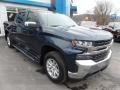 Chevrolet Silverado 1500 LT Crew Cab 4x4 Northsky Blue Metallic photo #1