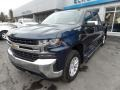 Chevrolet Silverado 1500 LT Crew Cab 4x4 Northsky Blue Metallic photo #3