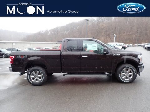 Magma Red 2020 Ford F150 XLT SuperCrew 4x4