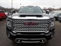 GMC Sierra 2500HD Denali Crew Cab 4WD Onyx Black photo #2