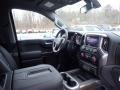 Chevrolet Silverado 1500 LT Trail Boss Crew Cab 4x4 Black photo #11