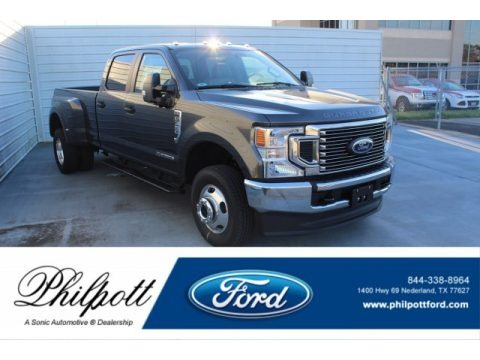 Magnetic 2020 Ford F350 Super Duty Lariat Crew Cab 4x4