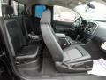 Chevrolet Colorado Z71 Extended Cab 4x4 Black photo #14