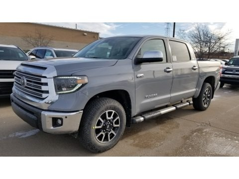 Cement 2020 Toyota Tundra Limited CrewMax 4x4