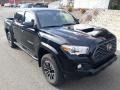Toyota Tacoma TRD Sport Double Cab 4x4 Midnight Black Metallic photo #1