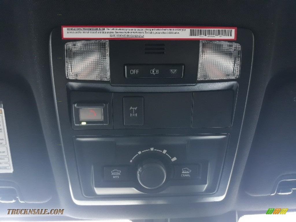 2020 Tacoma TRD Sport Double Cab 4x4 - Super White / TRD Cement/Black photo #20