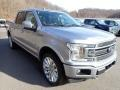 Ford F150 Limited SuperCrew 4x4 Iconic Silver photo #3