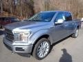 Ford F150 Limited SuperCrew 4x4 Iconic Silver photo #5