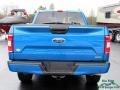 Ford F150 STX SuperCab 4x4 Velocity Blue photo #4
